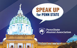 Penn State Grassroots - Speak Up